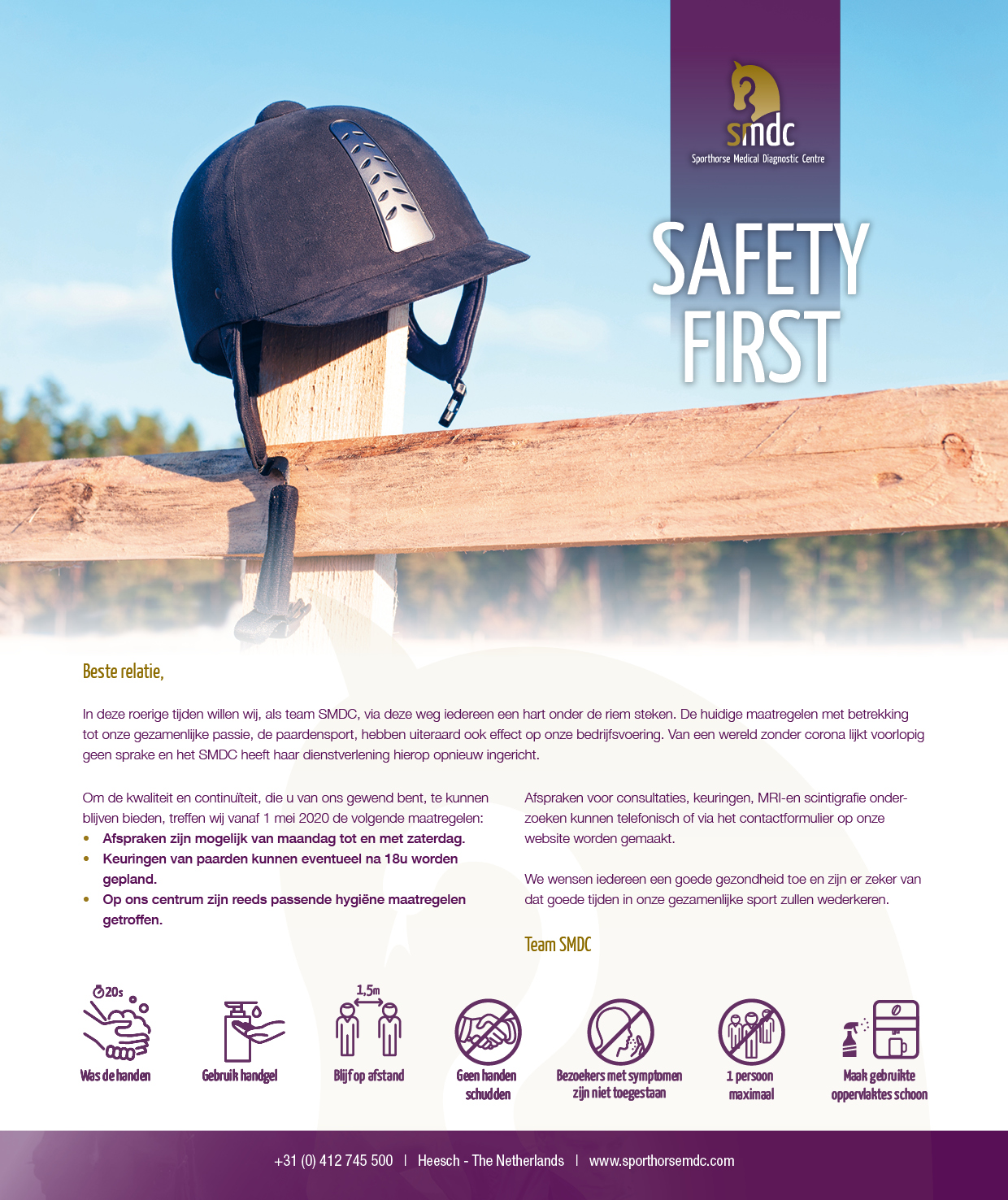 smdc-altano-corona-covid19-safety-first-nl
